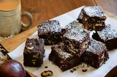 We've unearthed another delicious use for this root vegie. Ready to slide some beets into your chocolate brownies? There couldn't be a better match than dark bittersweet chocolate and earthy beets.