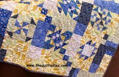 PDF Crazy Man Quilt 12 Quilt Patterns and How to by QuiltLadies Man Quilt, Book Quilt, Pattern Blocks, Quilt Patterns, Bed Quilt Sizes, Crazy Man, Quilt Binding, Block Of The Month, Bear Paws