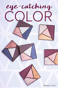 Warm tones. Cool shades. These Limited-Edition† Mary Kay® Eye Color Palettes are your fall makeup must-haves this season! www.marykay.com/SFrakes1 Call or text 501-472-2196