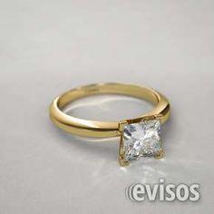 Anillo de Compromiso Corte Princesa con Grapas-V en Oro Amarillo de 14k Elegante y estilizado, este anillo de compromiso en oro amarillo de 14k es hermosísimo.  El diamante ... http://lima-city.evisos.com.pe/anillo-de-compromiso-corte-princesa-con-grapas-v-en-oro-amarillo-de-14k-id-610084