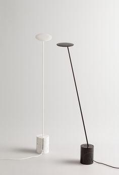 Kutarq Studio: Reading Floor Lamp — Thisispaper — What we save, saves us.