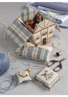 25 Distinctive Cloth Crafts To Promote Present Concepts : Present . 25 Distinctive Cloth Crafts To Promote Present Concepts : Present fabric crafts ideas - Fabric Crafts Fabric Crafts, Sewing Crafts, Sewing Projects, Diy Crafts To Sell, Crafts For Kids, Gift Crafts, Sell Diy, Fabric Houses, Sewing Kit