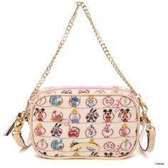 Tokyo Disney Resort Limited By Samantha Thavasa Shoulder Bag Disney Handbags, Disney Purse, Purses And Handbags, Disney Store Japan, Tokyo Disney Resort, Disney Addict, Disney Style, Beautiful Bags, Cute Jewelry
