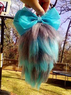 Cheshire cat tail by Brittastic174.deviantart.com on @DeviantArt