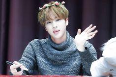 #BTS #Jin #Seokjin #FlowerCrown