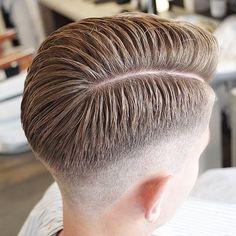 This is just me — dutchwim: Skinfade  #barber #barbershop...