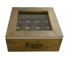 Kitchen Storage, Decorative Accessories, Eggs, Box, Snare Drum, Kitchen Organization, Egg, Boxes, Egg As Food