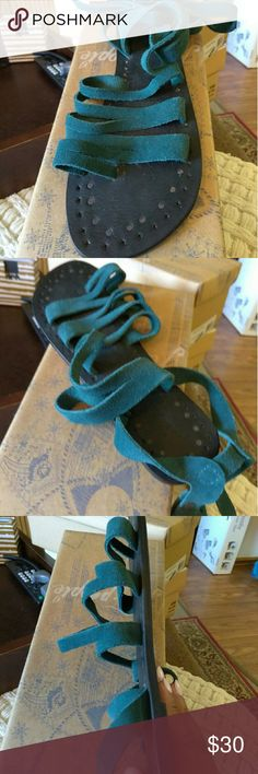 Free People Sandals Free people Sandals. NWOT. Comes with box Free People Shoes Sandals