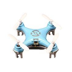 Changeshopping Funny Cheerson CX-10 Mini 2.4G 4CH 6 Axis LED RC Quadcopter Airplane changeshopping http://www.amazon.com/dp/B00LL1IFTA/ref=cm_sw_r_pi_dp_3KPpub0K3NCZP