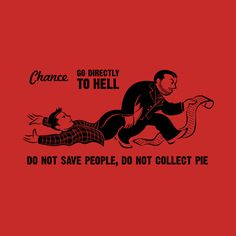 Awesome 'Go+To+Hell' design on TeePublic!