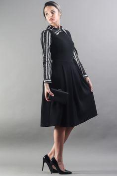 Work Fashion, Elegant Dresses, Street Wear, Goth, Style, Gothic, Swag, Stylish Dresses, Dress Up Clothes