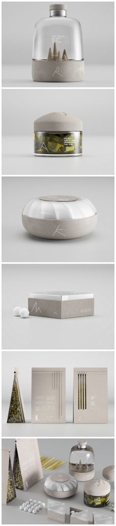 A Self-Initiative Product-Packaging Design Concepts for Series of Products Design Agency: brand.new Brand / Project Name: Tinos Project Location: Greece Category: #promotional #products World Brand & Packaging Design Society
