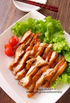 「フライパンで簡単!甘辛鶏チャーシュー風【日持ちもします】」:たっきーママの楽ウマ!毎日おかず:レシピブログ
