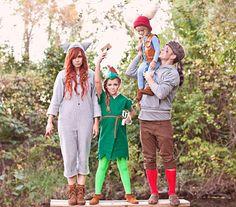Disfraces para toda la familia #disfracescarnaval #disfracescaseros #disfracesparaniños
