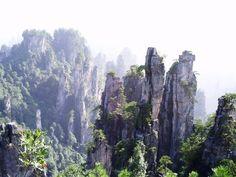 映画「アバター」のモデルになった風景。中国 武陵源【Nature+Journey】