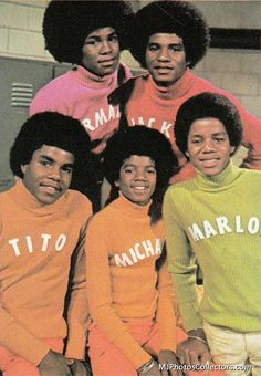 The Jacksons 1972 - J5 Show Photoshoot | by TheLostChild's Gallery
