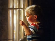 Early Childhood (Vol.01) : Donald  Zolan Paintings of Heartwarming Childhood Innocence  - Oil Paintings of Lovely Childrens , Donald Zolan's...