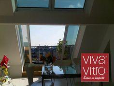 Create with Viva Vitro® a vegetable roof / access, an idea on a vegetable roof dormer you create all you need is a door!  Creeer samen met Viva Vitro® een groente dak / toegang, een idee op een dakkapel u  groente dak creeeren u heeft alleen een deur nodig!