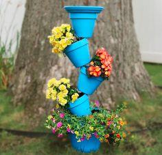 Suporte para vasos de plantas