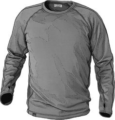 The 3 Dog Base Layer Shirt reduces bulk but keeps the warmth! Made of Polartec Power Grid fleece. Mens Long Johns, Dog Fleece, Stay Warm, Grid, Mens Tops, Base, Shirts, Gift Ideas, Winter