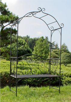 Ein Hingucker in jedem Garten. Wenn man jetzt noch im Frühling die richtige Bepflanzung findet und die passende Beleuchtung, steht  gemütlichen, lauen Sommernächten nichts mehr im Wege. :)