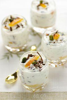 Crème à la ricotta-Cassata Siciliana