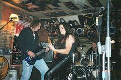 CAROLINE BLUE NEWS Pics-12/19/2002 *Lane Pieroni, Wayne W. Johnson, Marv Hill*