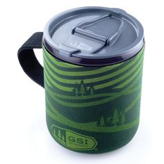 GSI Outdoors 75243 Green Mountain Infinity Backpacker Mug * Want to know more, click on the image.