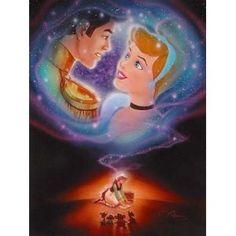 Disney Fine Art by Mike Kungl - acclaimed Disney artists. Wonderful World animation art here. Vintage and Modern Animation & Pop Art. Disney Pixar, Walt Disney, Disney Amor, Disney Films, Cute Disney, Disney Magic, Disney Dream, Manga Anime, Mickey Mouse