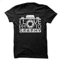 I Love Photography - hoodie women #fashion #T-Shirts