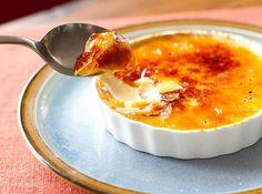 Creme bruleé de doce de leite é uma das sobremesas mais pedidas do restaurante Mocotó (zona norte de SP)