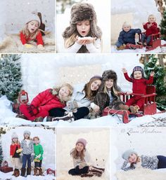 Cool 25 Super Cute Snow Family Pictures