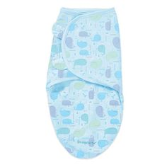 SwaddleMe Whale Tale