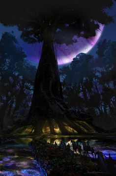 Avatar, Ryan Church Concept Art, RyanChurch.com