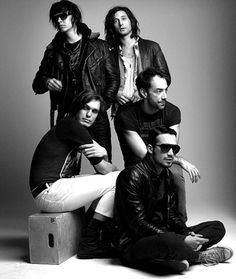 The Strokes...yes please!