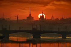 10ка лучших фотографий Санкт-Петербурга - Путешествуем вместе