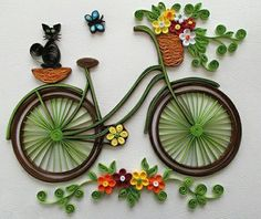 Summer Quilling