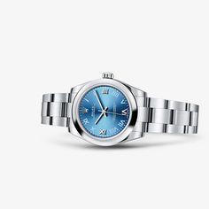 Entdecken Sie die Oyster Perpetual 31 Uhr in Edelstahl 904L auf der offiziellen Webseite von Rolex. Modell: 177200