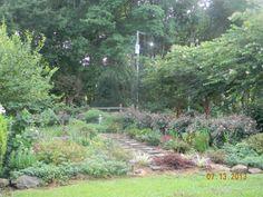 Secret Garden in July