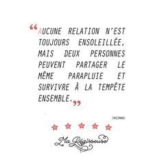citation d'amour, de relation...