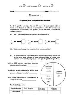 Gráfico circular   interpretação de dados