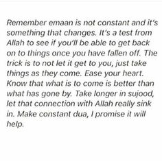 Or do one good deed (even if it's small) continuously. Every single day. The reward, in return, can be great. Muslim Quotes, Religious Quotes, Islamic Quotes, Quran Quotes, Faith Quotes, Life Quotes, Deep Quotes, Wise One, Alhamdulillah