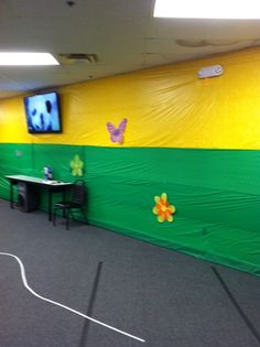 Bible adventure room weird animals vbs