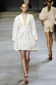Chloé - Spring 2006 Ready-to-Wear - Look 21 of 38