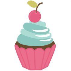 Super Ideas for cupcakes desenho logo Fondant Toppers, Fondant Cupcakes, Fun Cupcakes, Birthday Cupcakes, Chocolate Cupcakes, Cupcake Cakes, Cupcakes Decorating, Birthday Treats, Decorating Ideas
