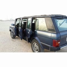 """Range rover classic 6 doors 1992 from Saudi Arabia .  By Hisham Alyahya Fan .  #RangeRover #vogue #rangeroverclassic #Landrover #landy #RRC #V8 #6door…"""