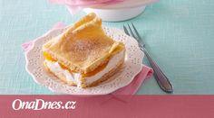 Dala byste si něco sladkého ke kávě? Tenhle nadýchaný dezert je tím pravým pro pošmourné odpoledne. Menu, Eggs, Breakfast, Food, Menu Board Design, Morning Coffee, Eten, Egg, Meals
