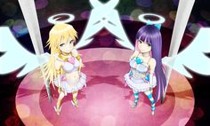 2232x1351 px Pictures for Desktop: panty and stocking with garterbelt pic by Winslow Leapman for - pocketfullofgrace.com