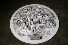 Exposición de Manuel Galdón en La Lonja de Alicante - laverdad.es