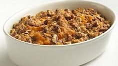 Spiced Yams with Streusel ToppingCooks and Eats